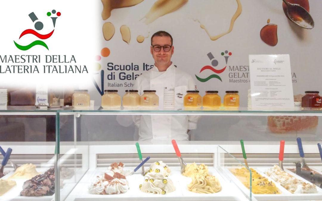 Maestro della gelateria italiana